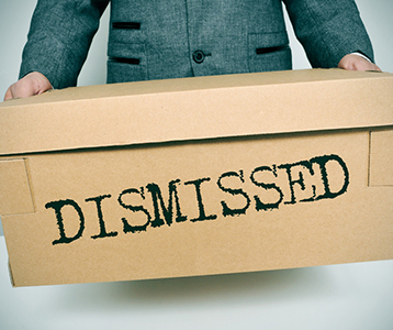 What rights do I have if I was dismissed for making a complaint about discrimination?