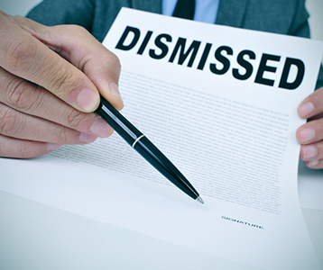 What are my options if I have been dismissed and the reason is vague?